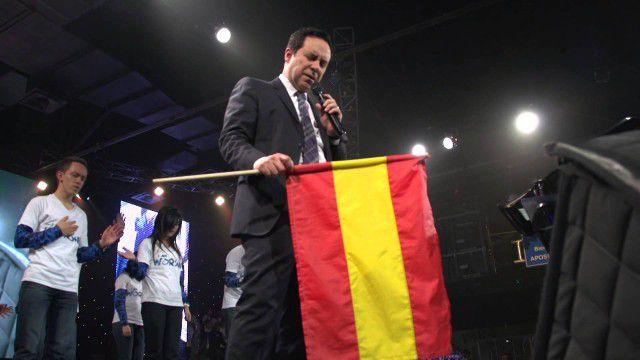 Palabra para España – CENTRO MUNDIAL DE AVIVAMIENTO BOGOTA COLOMBIA