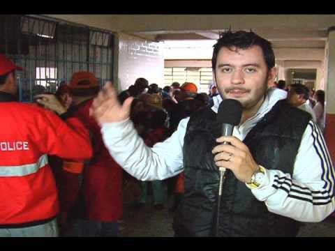 AVIVAMIENTO CON LOS DAMNIFICADOS POR EL INVIERNO