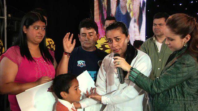 Atacando al gigante 23 Mar 2014 – CENTRO MUNDIAL DE AVIVAMIENTO BOGOTA COLOMBIA