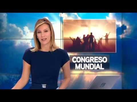Nota RCN – CONGRESO MUNDIAL DE AVIVAMIENTO 2015