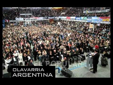 Multitudinario  Congreso de Avivamiento revolucionó Olavarría