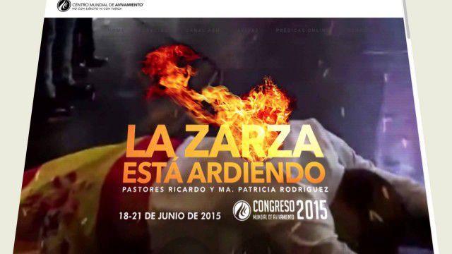 Cómo inscribirse al Congreso Mundial de Avivamiento 2015