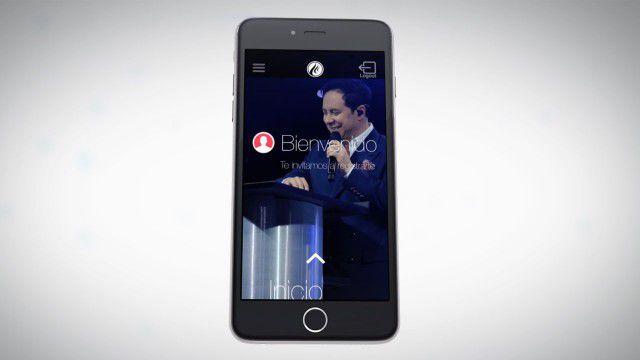 Encuentra la nueva aplicación de Avivamiento en el App Store