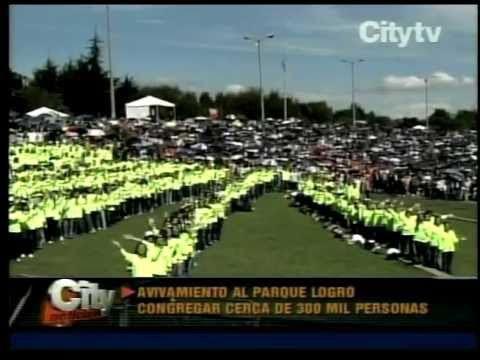 AVIVAMIENTO ES NOTICIA: AVIVAMIENTO AL PARQUE EN CITY TV