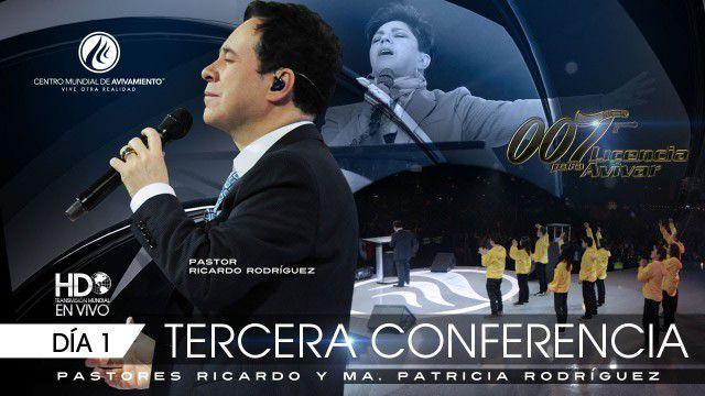 El Paracleto – CONGRESO MUNDIAL DE AVIVAMIENTO 2013