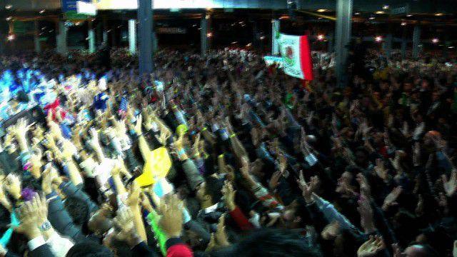 RESUMEN CONGRESO MUNDIAL DE AVIVAMIENTO 2012