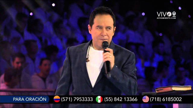 Sana mi tierra 03 May 2015 – CENTRO MUNDIAL DE AVIVAMIENTO