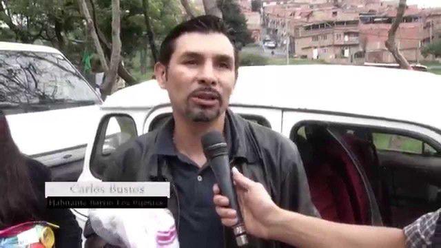 Brigada de Avivamiento Misericordia en barrio Los Puentes