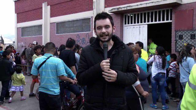 Brigada de Avivamiento Misericorida en Tunjuelito