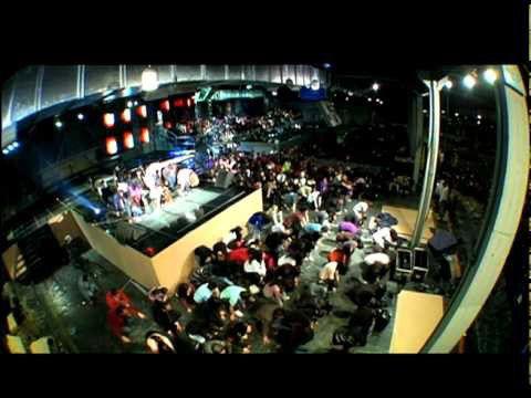 Asi fue el flashmob de la noche del jueves…