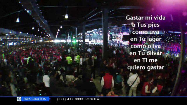 Guardando la fe Jul 28 2013 – CENTRO MUNDIAL DE AVIVAMIENTO BOGOTA COLOMBIA