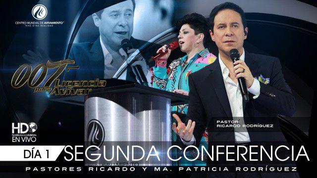 La gloria de Su presencia – CONGRESO MUNDIAL DE AVIVAMIENTO 2013
