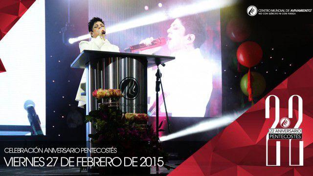 Su gloria y Su presencia (prédica) – Pastor Ricardo Rodríguez