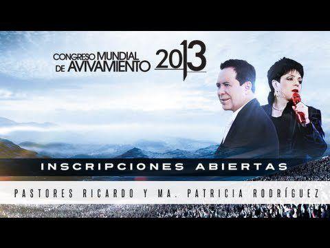 Invitación Congreso Mundial de Avivamiento 2013 – CENTRO MUNDIAL DE AVIVAMIENTO BOGOTA COLOMBIA