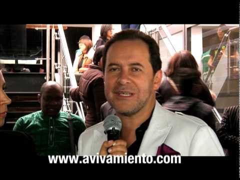 Avivamiento Pastor Ricardo Rodríguez – Congreso Mundial de Avivamiento 2010.mov
