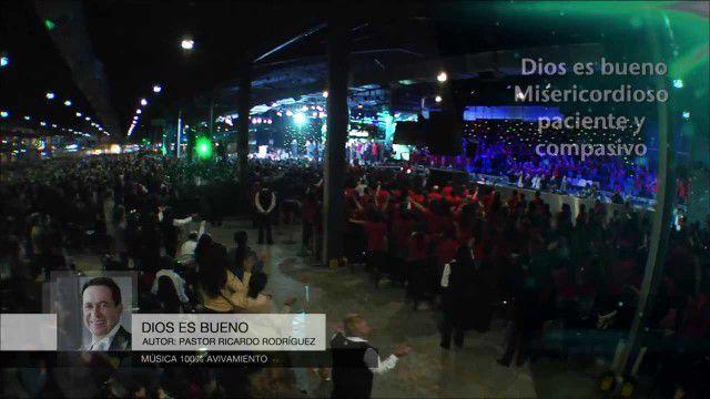 Dios es bueno – CENTRO MUNDIAL DE AVIVAMIENTO BOGOTA COLOMBIA