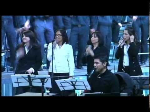 Como David danzaba – CENTRO MUNDIAL DE AVIVAMIENTO BOGOTA COLOMBIA