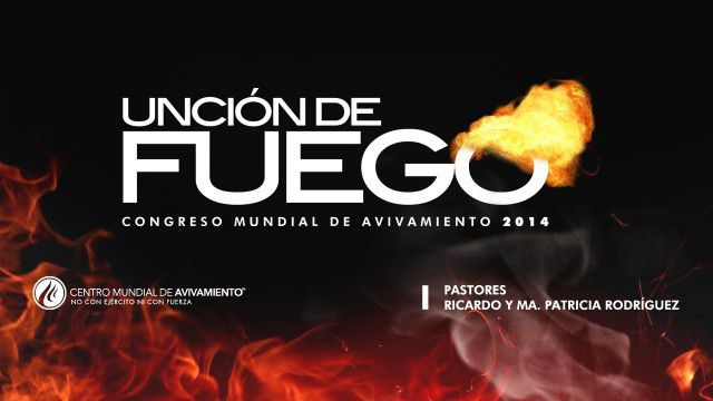 CONGRESO MUNDIAL DE AVIVAMIENTO 2014 – DOBLE PORCIÓN
