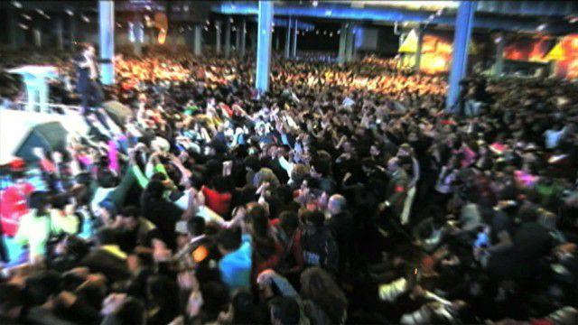 CONGRESO MUNDIAL DE AVIVAMIENTO 2012