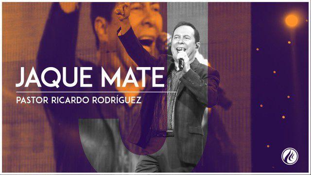 Jaque mate – Pastor Ricardo Rodríguez