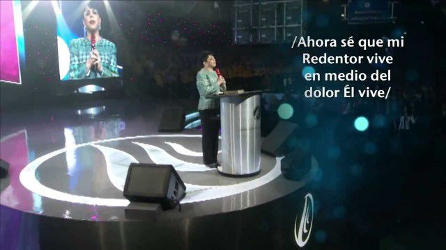 Mi Redentor vive Congreso Mundial de Avivamiento 2013 – CENTRO MUNDIAL DE AVIVAMIENTO