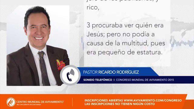 Mensaje para los Zaqueos de América Latina – CONGRESO MUNDIAL DE AVIVAMIENTO