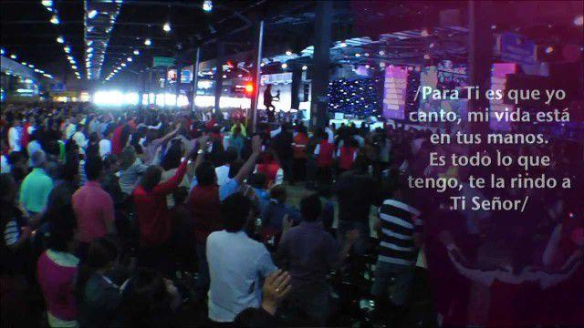 Para Ti yo canto – CENTRO MUNDIAL DE AVIVAMIENTO BOGOTÁ COLOMBIA