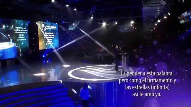 Vine a darte gracias – CENTRO MUNDIAL DE AVIVAMIENTO
