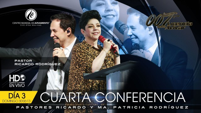 Fructificad – CONGRESO MUNDIAL DE AVIVAMIENTO 2013