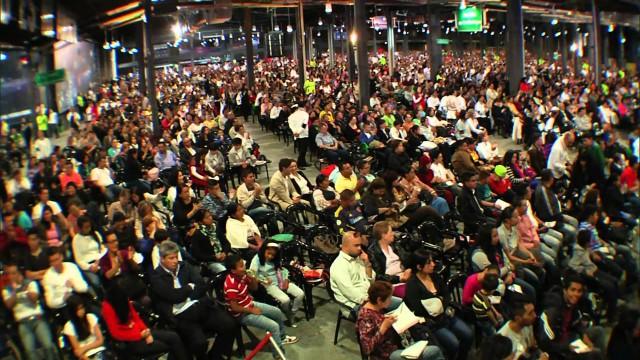 Dios no tiene límites 24 Ago 2014 – CENTRO MUNDIAL DE AVIVAMIENTO BOGOTA COLOMBIA