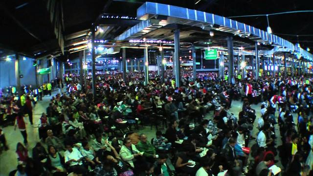 En tus manos Señor 13 Abr 2014 – CENTRO MUNDIAL DE AVIVAMIENTO BOGOTA COLOMBIA