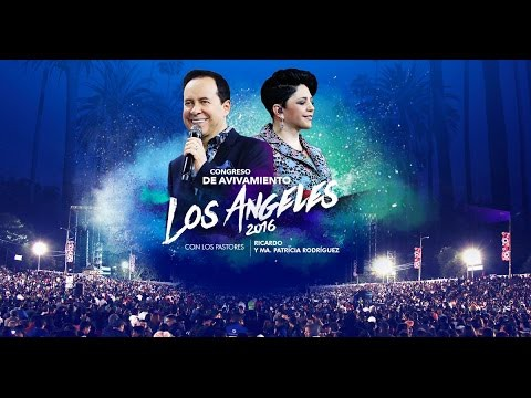 Congreso Mundial de Avivamiento LOS ANGELES