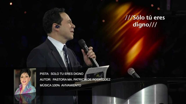 El eterno Dios 01 Nov 2013 – CENTRO MUNDIAL DE AVIVAMIENTO BOGOTA COLOMBIA