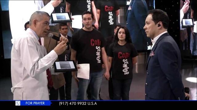 Oraciones violentas 15 Dic 2013 – CENTRO MUNDIAL DE AVIVAMIENTO BOGOTA COLOMBIA