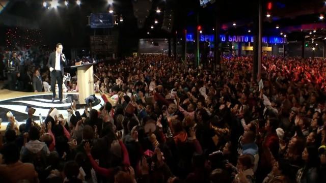 Llevados por el Espíritu 26 Ago 2016 – CENTRO MUNDIAL DE AVIVAMIENTO