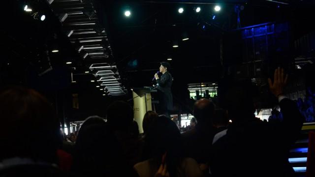 No dejes de arder 04 Sep 2016 – CENTRO MUNDIAL DE AVIVAMIENTO