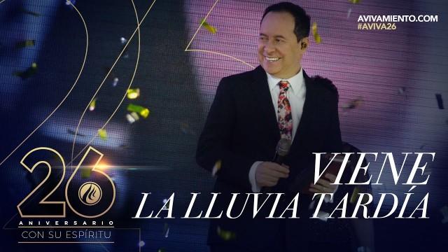 Viene la lluvia tardía – Pastor Ricardo Rodríguez