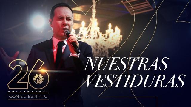 Nuestras vestiduras – Pastor Ricardo Rodríguez