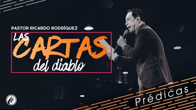 Las cartas del diablo – Pastor Ricardo Rodríguez