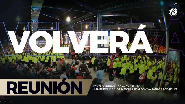 Volverá 16 Abr 2017 – CENTRO MUNDIAL DE AVIVAMIENTO