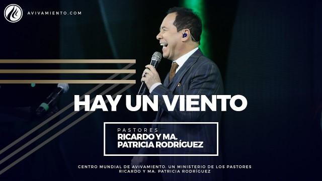 #33 Pastor Ricardo Rodríguez – Hay un viento