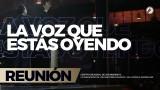 La voz que estás oyendo – 12 May 2017 CENTRO MUNDIAL DE AVIVAMIENTO