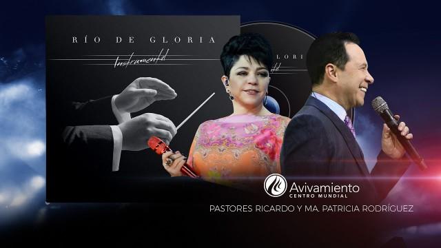Una hora de adoración instrumental de Avivamiento – Río de Gloria