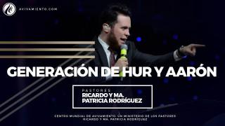 #37 Generación de Hur y Aarón – Pastor Juan Sebastián Rodríguez