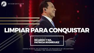 #39 Limpiar para conquistar – Pastor Ricardo Rodríguez