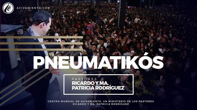 #44 Pneumatikós – Pastor Ricardo Rodríguez