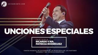 #45 Unciones especiales – Pastor Ricardo Rodríguez