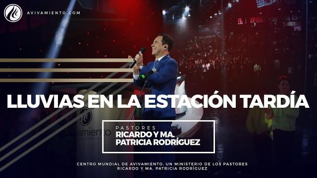 #59 Lluvia tardía | Derramamiento del Espíritu Santo – Pastor Ricardo Rodríguez