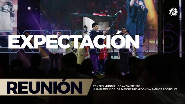 Expectación 24 Septiembre 2017- CENTRO MUNDIAL DE AVIVAMIENTO