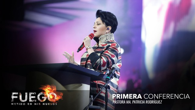 Buscando la voluntad de Dios – Pastora Ma. Patricia Rodríguez